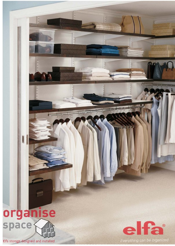 how to make a walk in wardrobe uk